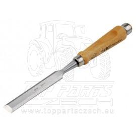 dláto s kvalitní bukovou rukojetí, 25mm, délka 280mm