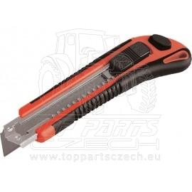 nůž ulamovací s kovovou výztuhou, 18mm