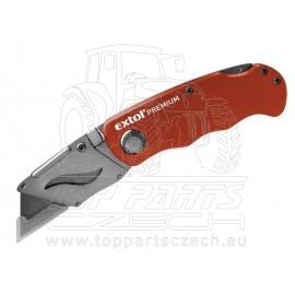 nůž zavírací s výměnným břitem, 19mm