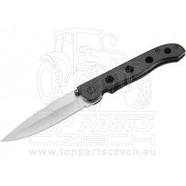 nůž zavírací, nerez, 205/115mm