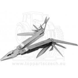 nůž nářaďový multifunkční nerez, 175/114mm, 11 dílů