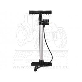 pumpa na kolo s manometrem a upouštěcím ventilem, 120PSI/8bar
