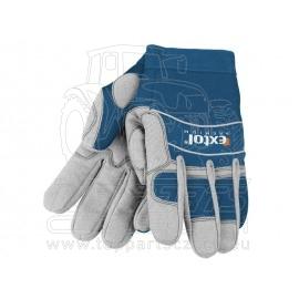 """rukavice pracovní polstrované, velikost L/10"""""""