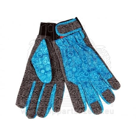 """rukavice zahradní, velikost 9"""""""