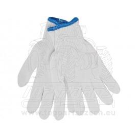 """rukavice bavlněné s česanou vnitřní stranou, velikost 10"""""""