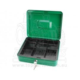 schránka na peníze přenosná, 300x240x90mm