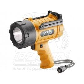 svítilna 5W CREE XPG LED, vodotěsná, 300lm