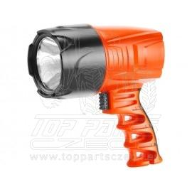 svítilna 3W CREE LED, nabíjecí, 150lm