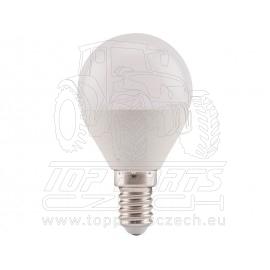 žárovka LED mini, 5W, 410lm, E14, teplá bílá