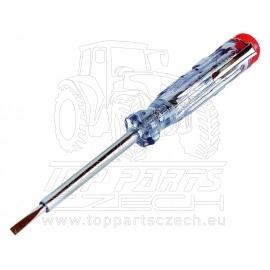 zkoušečka napětí 200-250V, 140mm