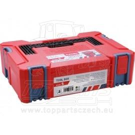 box plastový, S velikost, rozměr 443x310x128mm, ABS