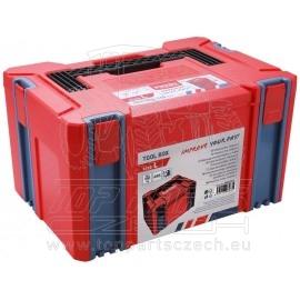 box plastový, L velikost, rozměr 443x310x248mm, ABS