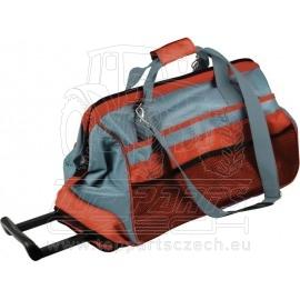 taška na nářadí na kolečkách, 51x29x36cm, 29 kapes, nylon