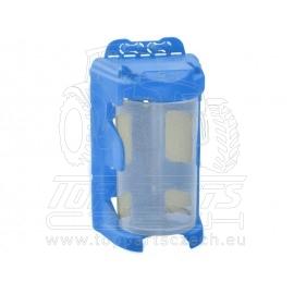 organizér modul. závěsný - modrý, 210ml (60 x 92mm), PP