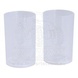 nádoba do organizéru - náhradní, 2ks, 210ml (60 x 92mm), PP