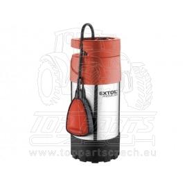 čerpadlo ponorné tlakové, 1000W, 5500l/hod