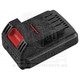 baterie akumulátorová 18V Li-ion