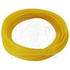 struna do sekačky, kruhový profil, 1,3mm, 15m, nylon