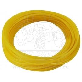 struna do sekačky, kruhový profil, 2,4mm, 15m, nylon