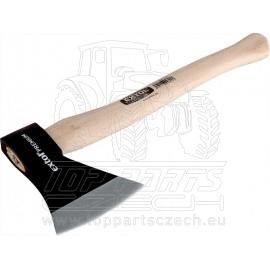 sekera černá s kvalitní českou bukovou násadou 800g