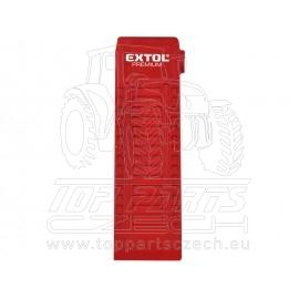 klínrozevírací, nylonový, rozměry (d/š/tl.): 245x75x40mm, nylon