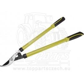 nůžky na větve dvousečné, 660mm, HCS