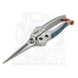 nůžky zahradnické přímé, 200mm, HCS