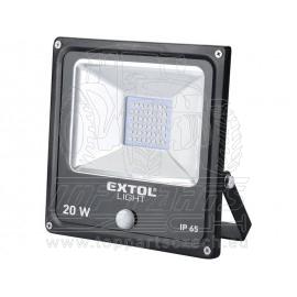 reflektor LED s pohybovým čidlem, 1400lm