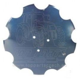 23246106KR Podmítací disk ozubený 460x6