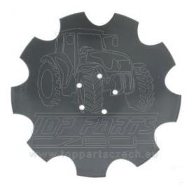 28071304GP Podmítací disk ozubený 460x6