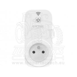 zásuvka ovládáná Wi-Fi, Wi-Fi 802.11 b/g/n, max 3680W