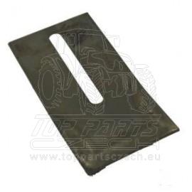 52560010 Stěrka potažená 75x140mm Kuhn