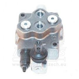 SD51011 Řídicí ventil dvojčinný (5.13)