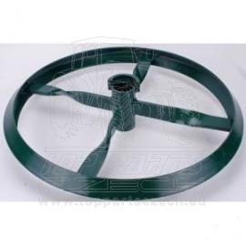 G0322100 Rohový železný kroužek D600