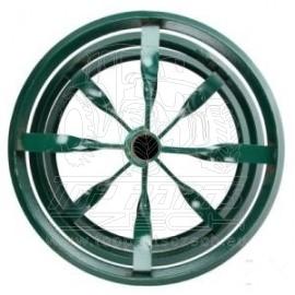 G0322600 Rohový železný kroužek D600