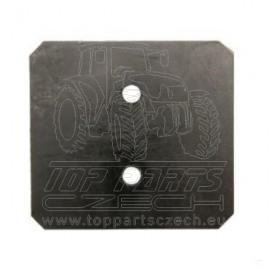 3492003 Plastová stěrka 110x120x1