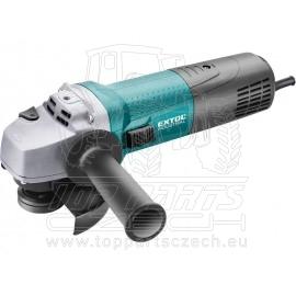 bruska úhlová s regulací rychlosti, 125mm, 1400W