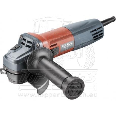 bruska úhlová, 125mm, 750W (v2016)