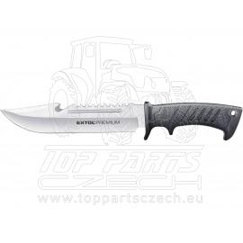 nůž lovecký nerez, 318/193mm