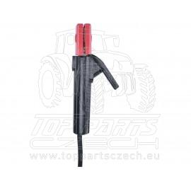 kabely svařovací, sada 2ks, 16mm2, 3m, 35-50, kleště 200A