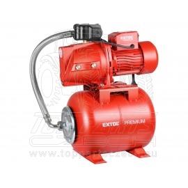 čerpadlo proudové s tlakovou nádobou, 750W, 5270l/hod