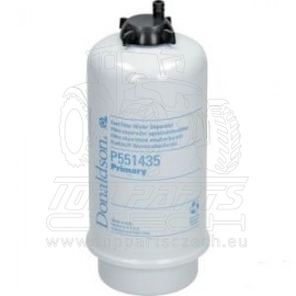 P551435 Filtr paliva náhrada za RE509036