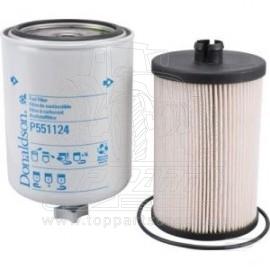 P551124 Sada filtru paliva náhrada za RE525523