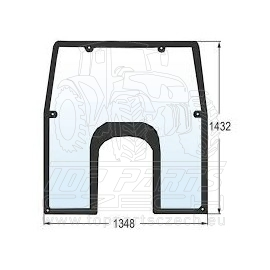 L213348 Přední sklo  panorama