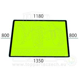 R114807 Přední sklo