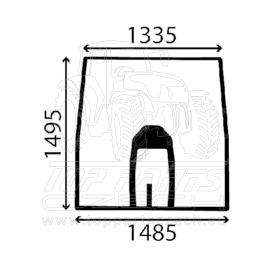 R537494  Přední sklo