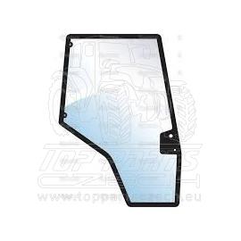 4272775M1  Sklo dveří pravé, s rovnou podlahou,odstup děr 600 mm