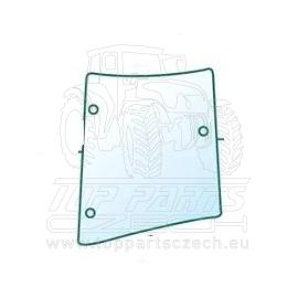 4272765M1 Rohové sklo  pravé, s rovnou podlahou