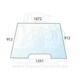 3804554M1 Přední sklo  pevné