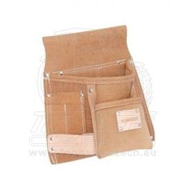 Kombinovaná kožená kapsa, 250x280mm